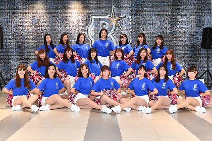 DeNAベイスターズのオフィシャルパフォーマンスチーム「diana」の2020年度メンバーが決定!