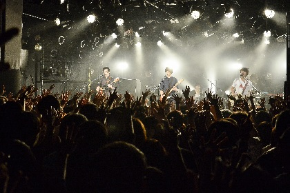 androp、初となるビルボードライブツアーを12月に東京・大阪で開催へ