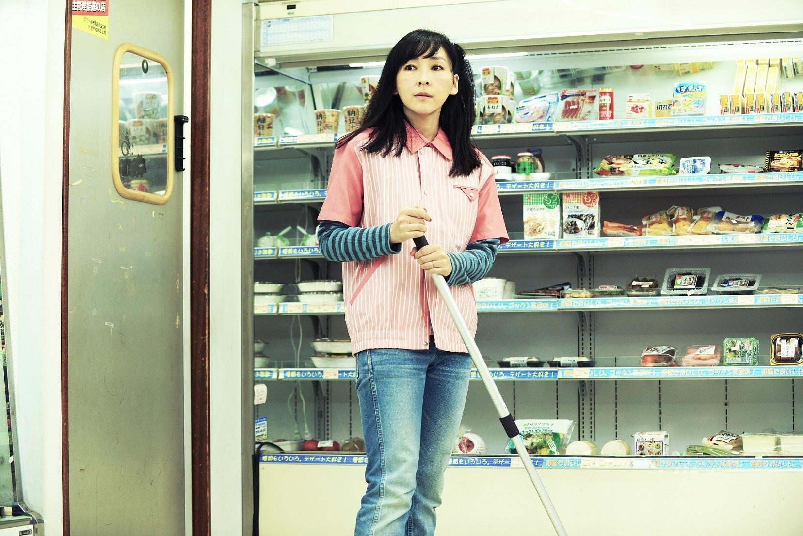 麻生久美子 (C)2019「いちごの唄」製作委員会