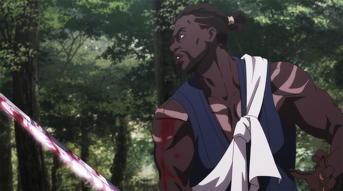 『Yasuke -ヤスケ-』場面写真
