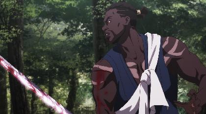 主人公ヤスケは副島淳 Netflixアニメ『Yasuke -ヤスケ-』日本版キャスト&日本語吹き替えPV解禁