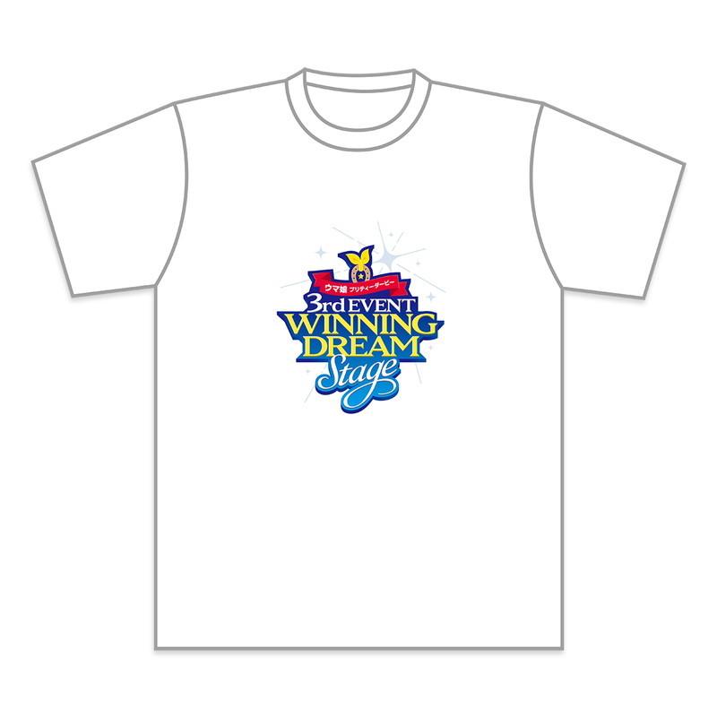 公式Tシャツ(3rd EVENT Ver.) M / L / XL 各 3500円(税込) (c) Cygames, Inc.