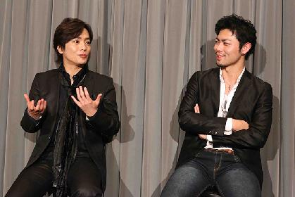 映画『ミス・サイゴン 25周年記念公演 in ロンドン』トークイベントに泉見洋平、上原理生が登壇、 映画版に歴代キャストも新たな発見