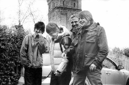 ストーン・ローゼスが20年ぶりにシングルをリリース