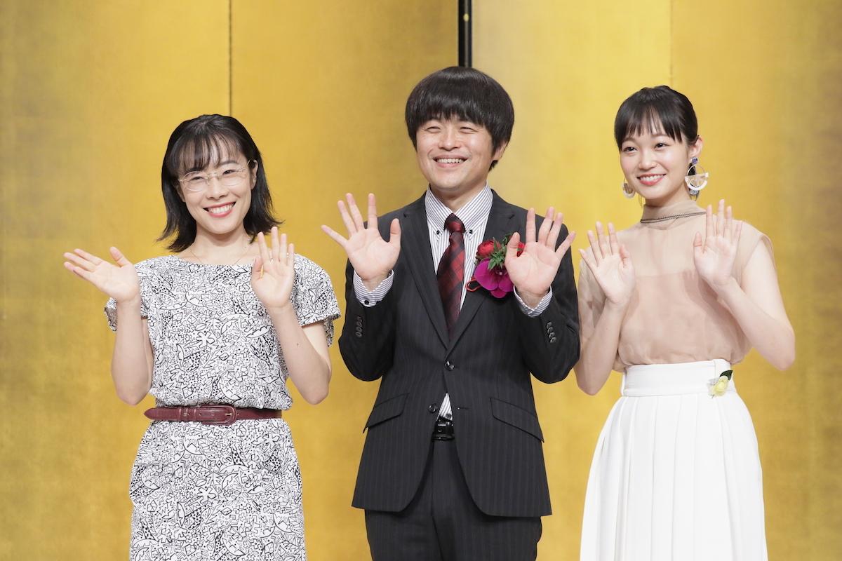 第36回向田邦子賞贈賞式(C)東京ニュース通信社