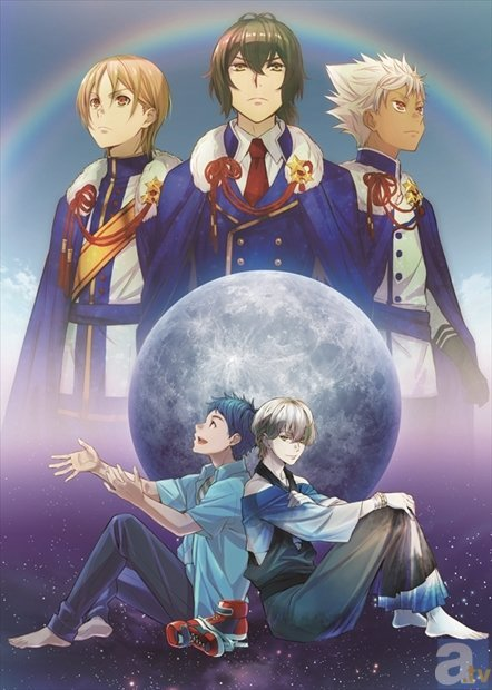 """""""Over The Rainbow""""主演で、劇場アニメ化決定!?"""