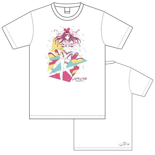 キズナアイTシャツ<M/L/XL> (C)Kizuna AI