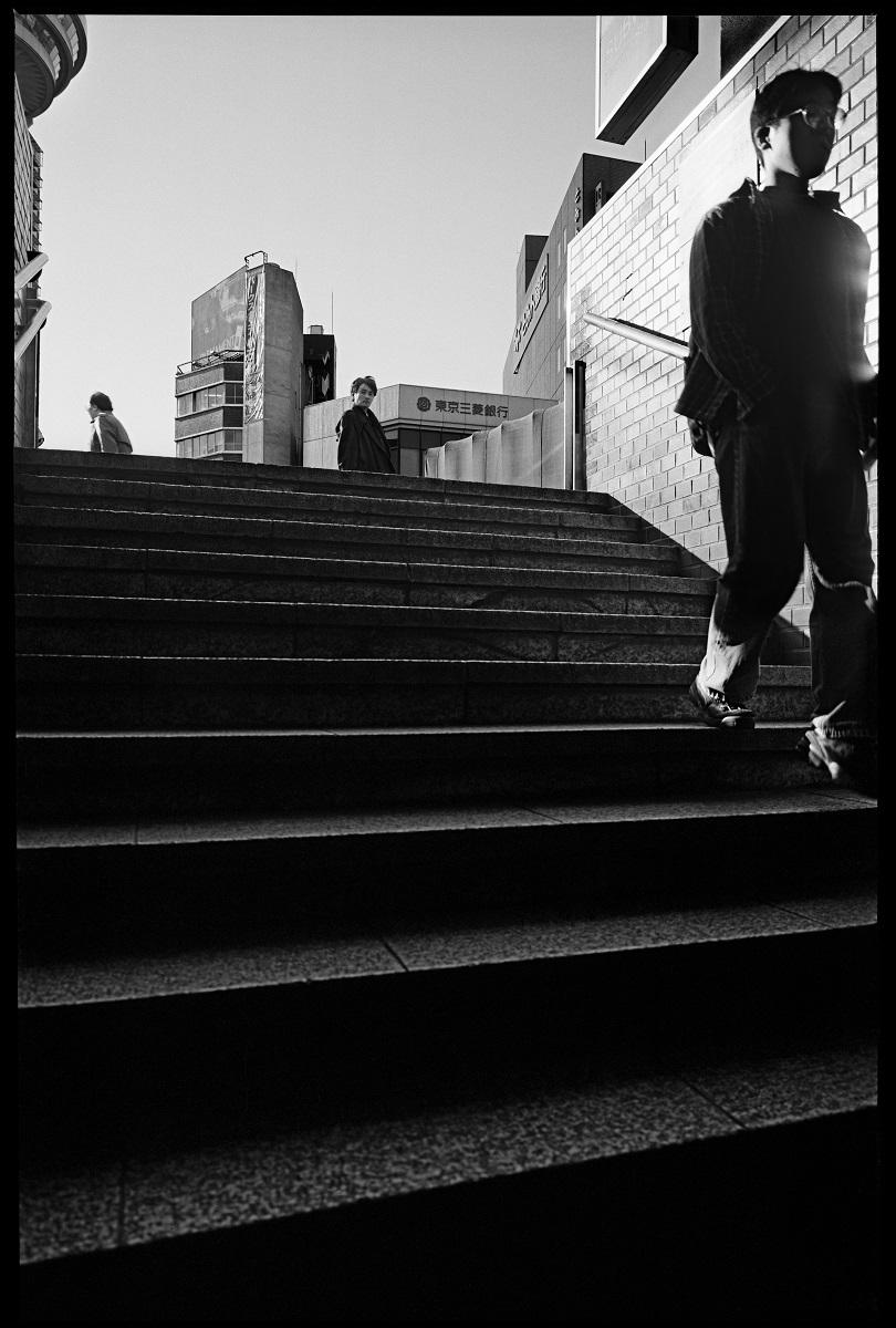 © Raymond Depardon / Magnum Photos Tokyo 1999