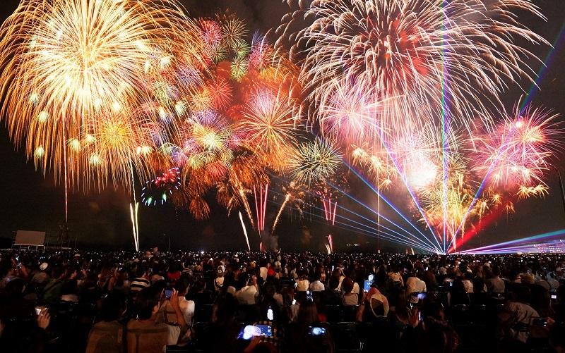 第9回世界花火師競技会イメージ