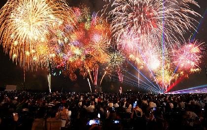 花火師の世界一決定戦『第9回世界花火師競技会』、ハウステンボスで開催