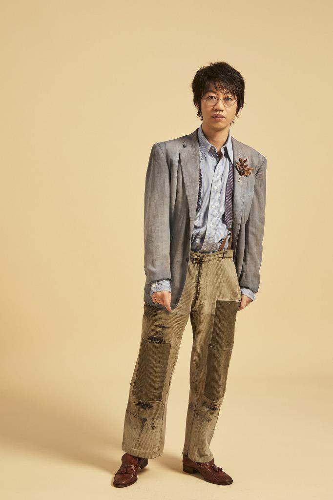 「先輩」中村壱太郎