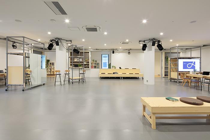 アクティングエリア 提供:Dance Base Yokohama