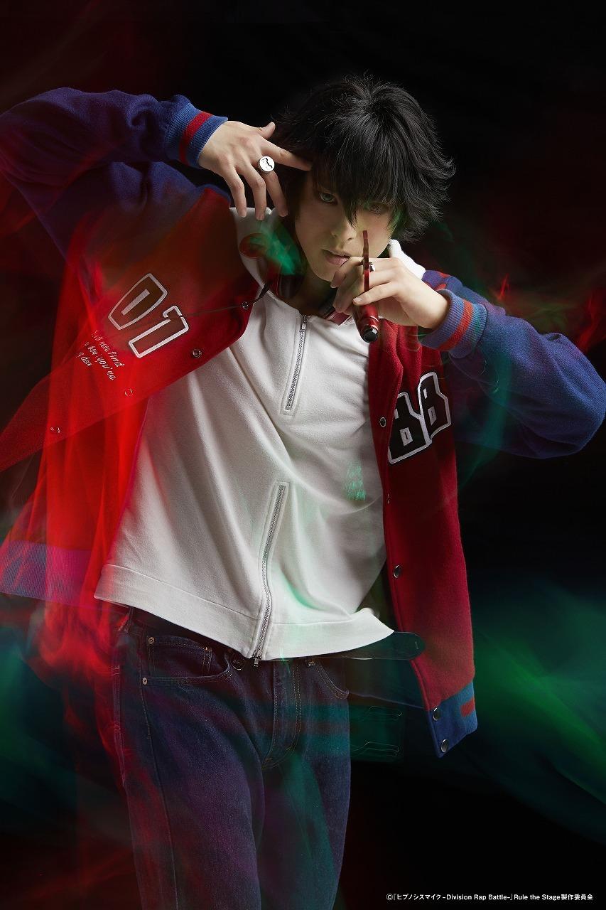 山田一郎:高野 洸  (C)『ヒプノシスマイク-Division Rap Battle-』Rule the Stage 製作委員会