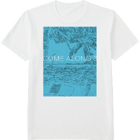山下達郎がユニクロとコラボ 『COME ALONG』シリーズのジャケットがデザインされたTシャツが登場