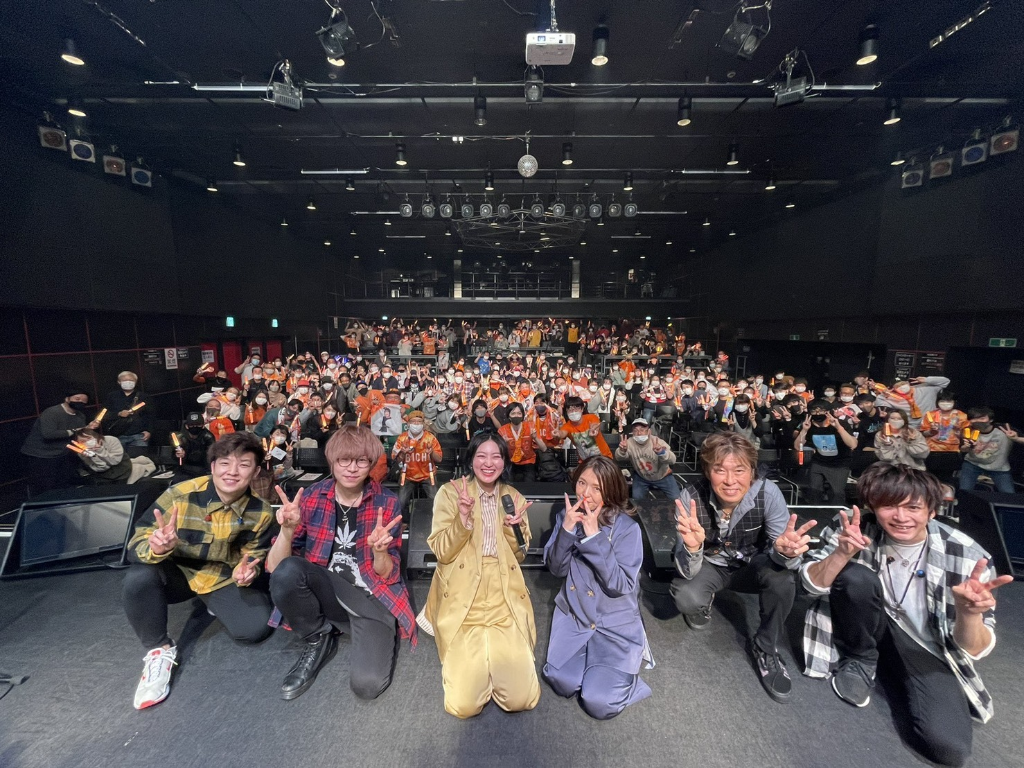 『over the moon』名古屋公演