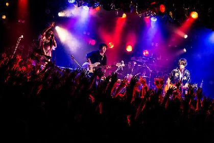 Amelie渋谷クアトロ公演でmick号泣、ファンの温かな合唱響く