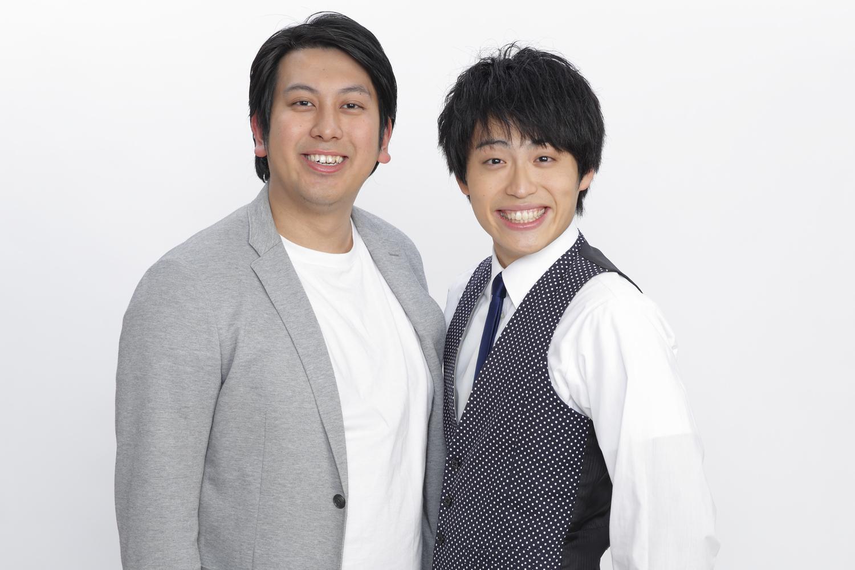 レインボー(左:実方孝生、右:池田直人)