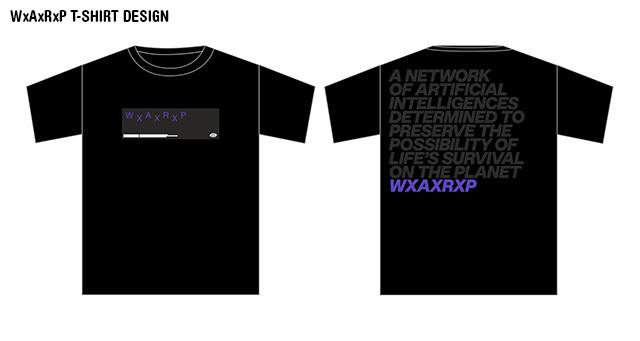 WARP30周年記念Tシャツ