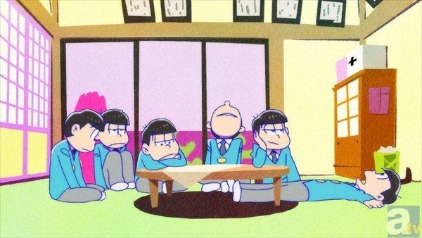 TVアニメ『おそ松さん』第1話は、意外性のカタマリだった