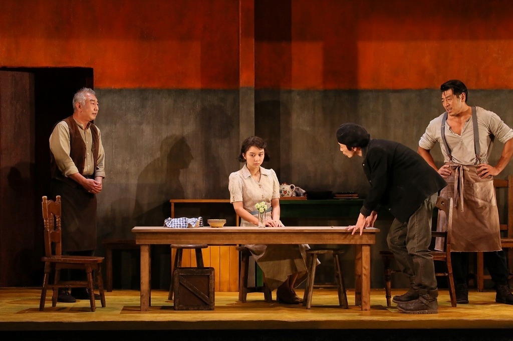 舞台『ゲルニカ』