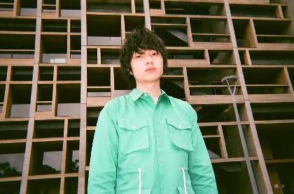 大橋ちっぽけ、ミニアルバム『DENIM SHIRT GIRL』の詳細を発表、ジャケットは韓国のイラストレーター SHIM MORAE(シンモレ)とコラボレーション