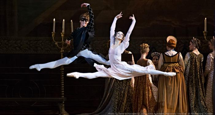 マリインスキー・バレエ「ロミオとジュリエット」