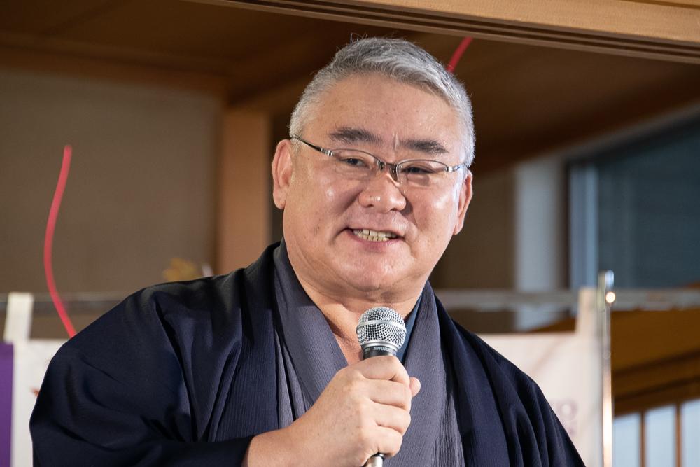 株式会社京都吉兆 三代目総料理長 徳岡邦夫