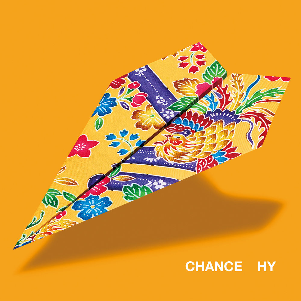 HY『CHANCE』初回限定盤