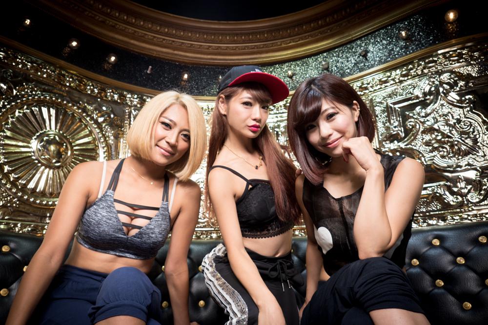 バーレスク東京/Jasmin、Mii、Ichigo