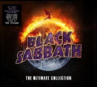 ブラック・サバスの究極ベスト『THE ULTIMATE COLLECTION』国内盤は2017年発売予定