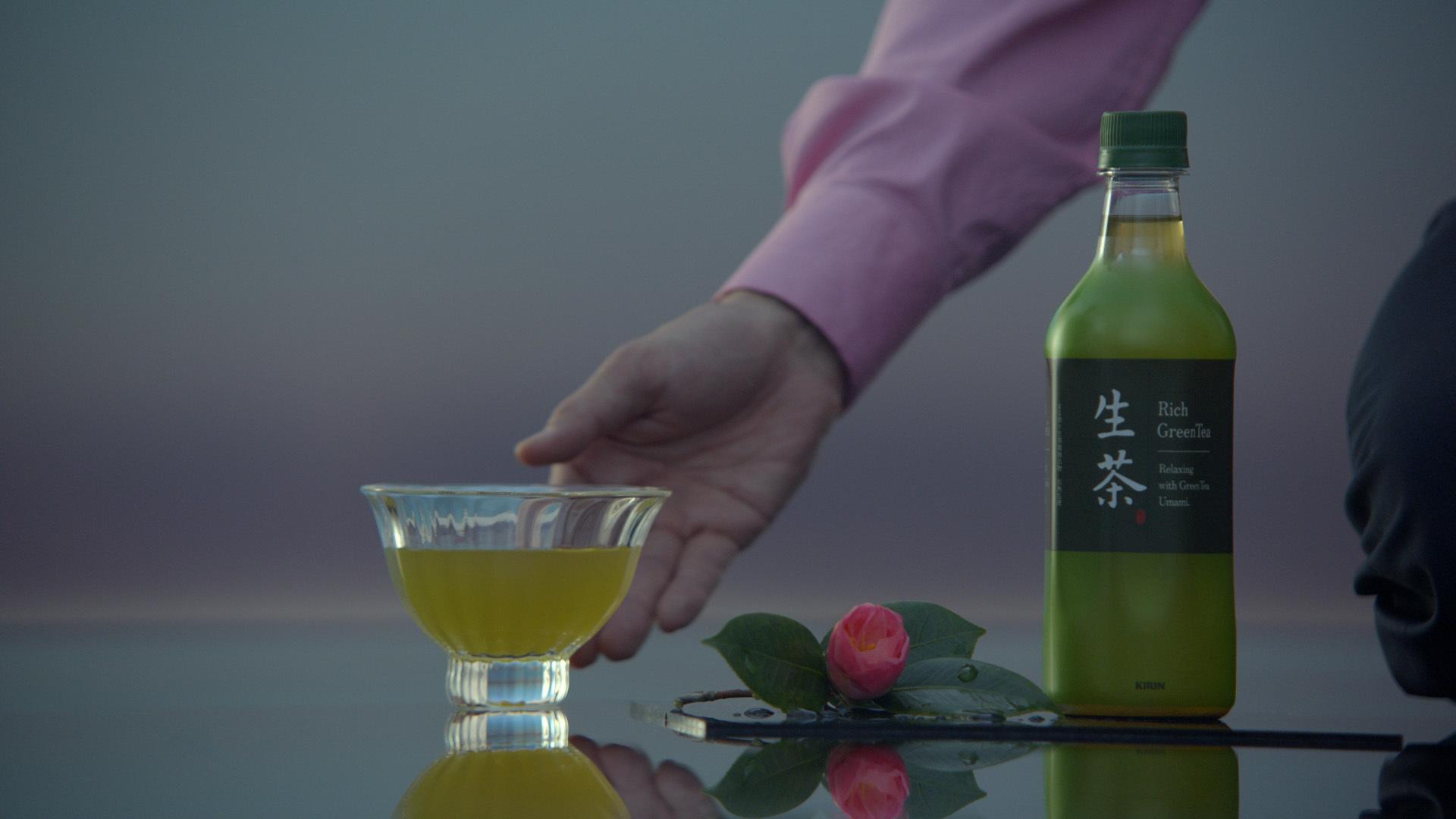 『キリン 生茶』新CM「ピアノ篇」
