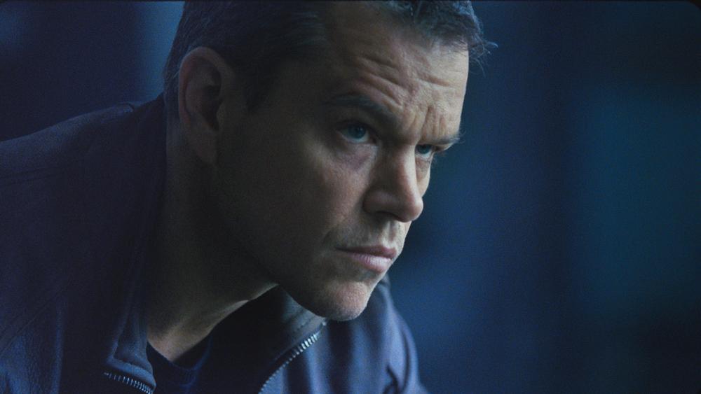 『ジェイソン・ボーン』(原題)マット・デイモン演じるジェイソン・ボーン  (C) Universal Pictures