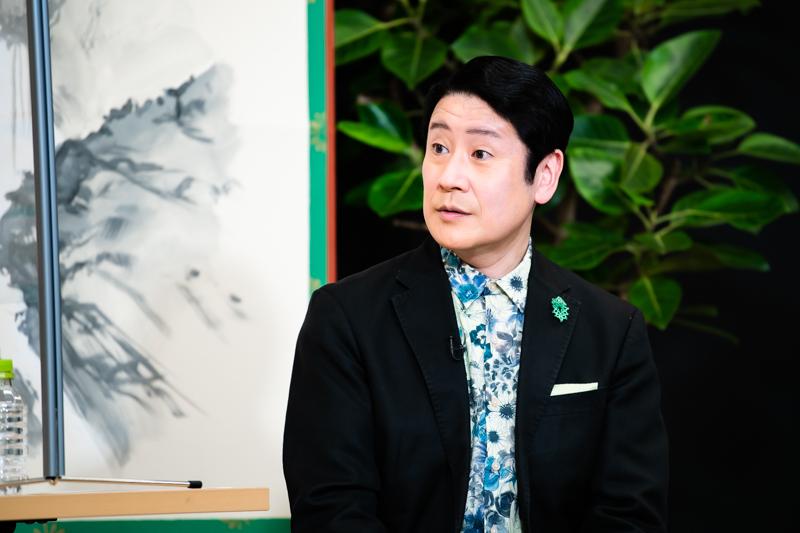 図夢歌舞伎『弥次喜多』では、ミステリアスな彼方岸子役を勤めた。
