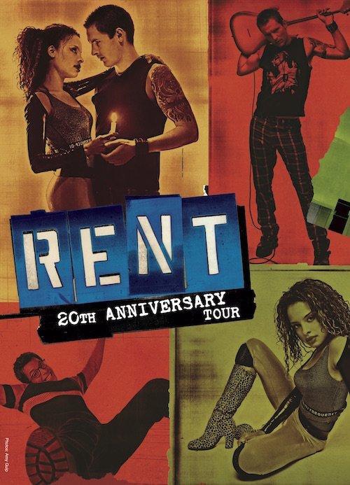 「RENT(レント)」20周年記念ツアー