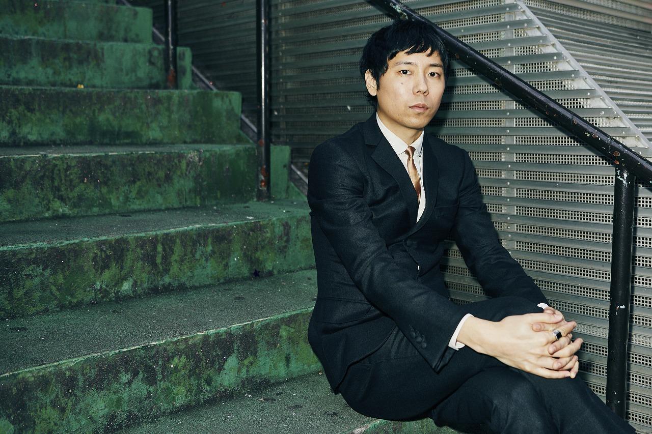 THE BAWDIES/ TAXMAN(Taku Funayama): G,Vo 撮影=大橋祐希