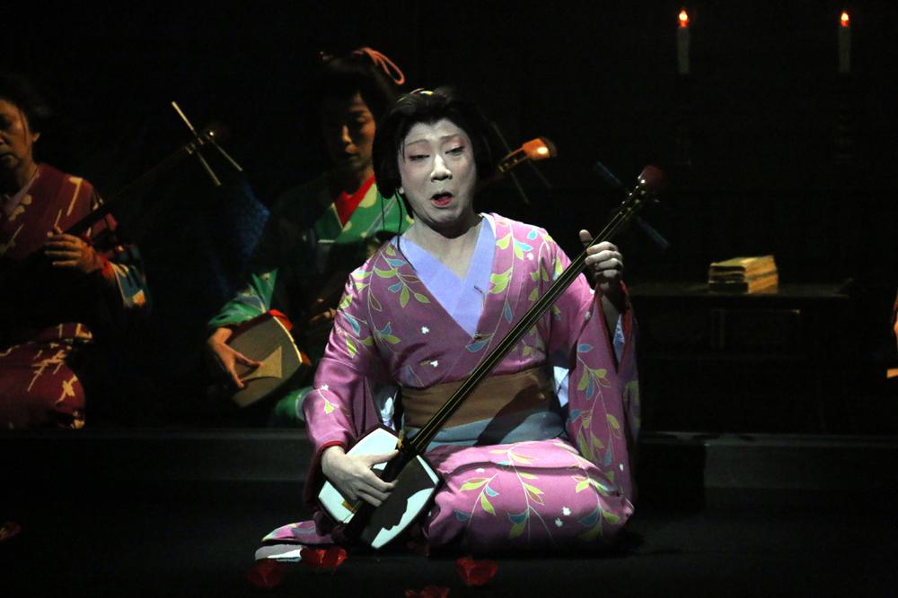 「元禄港歌-千年の恋の森-」 (撮影:こむらさき)