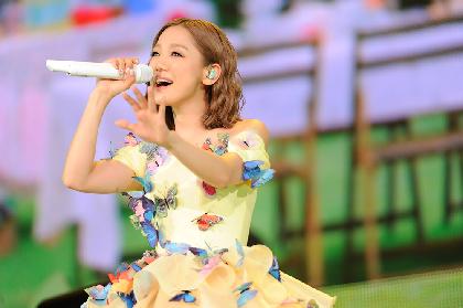 西野カナ、初のドームツアー初日にアルバム&シングルのリリースを発表 新曲も初披露へ