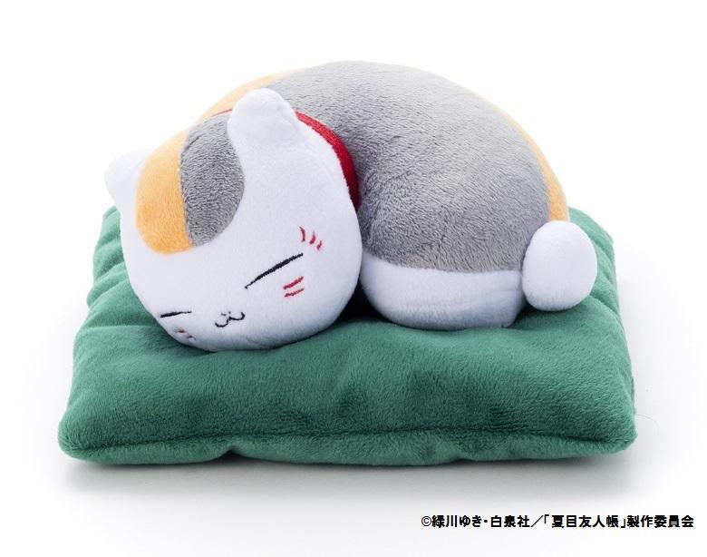 夏目友人帳/ニャンコ先生ぬいぐるみ/座布団(2S) 2,000円+税 ※170mm