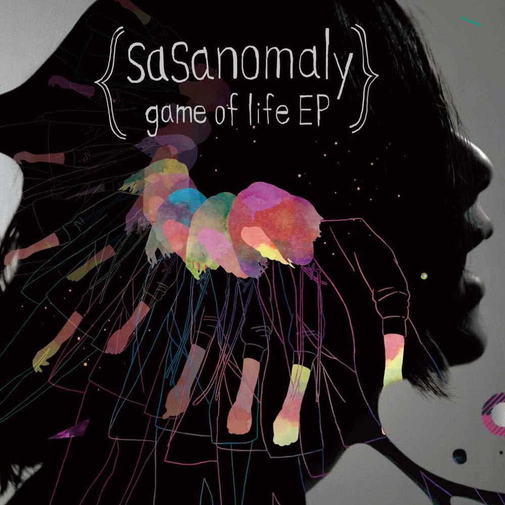 ササノマリイ『game of life EP』通常盤