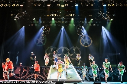 舞台『弱虫ペダル』SPARE BIKE篇~Heroes!!~開幕 キャストコメント&舞台写真が到着