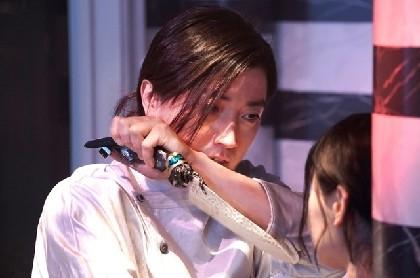 大沢伸一が蜷川実花からラブコール受け劇伴担当、映画「Diner」サントラ発売