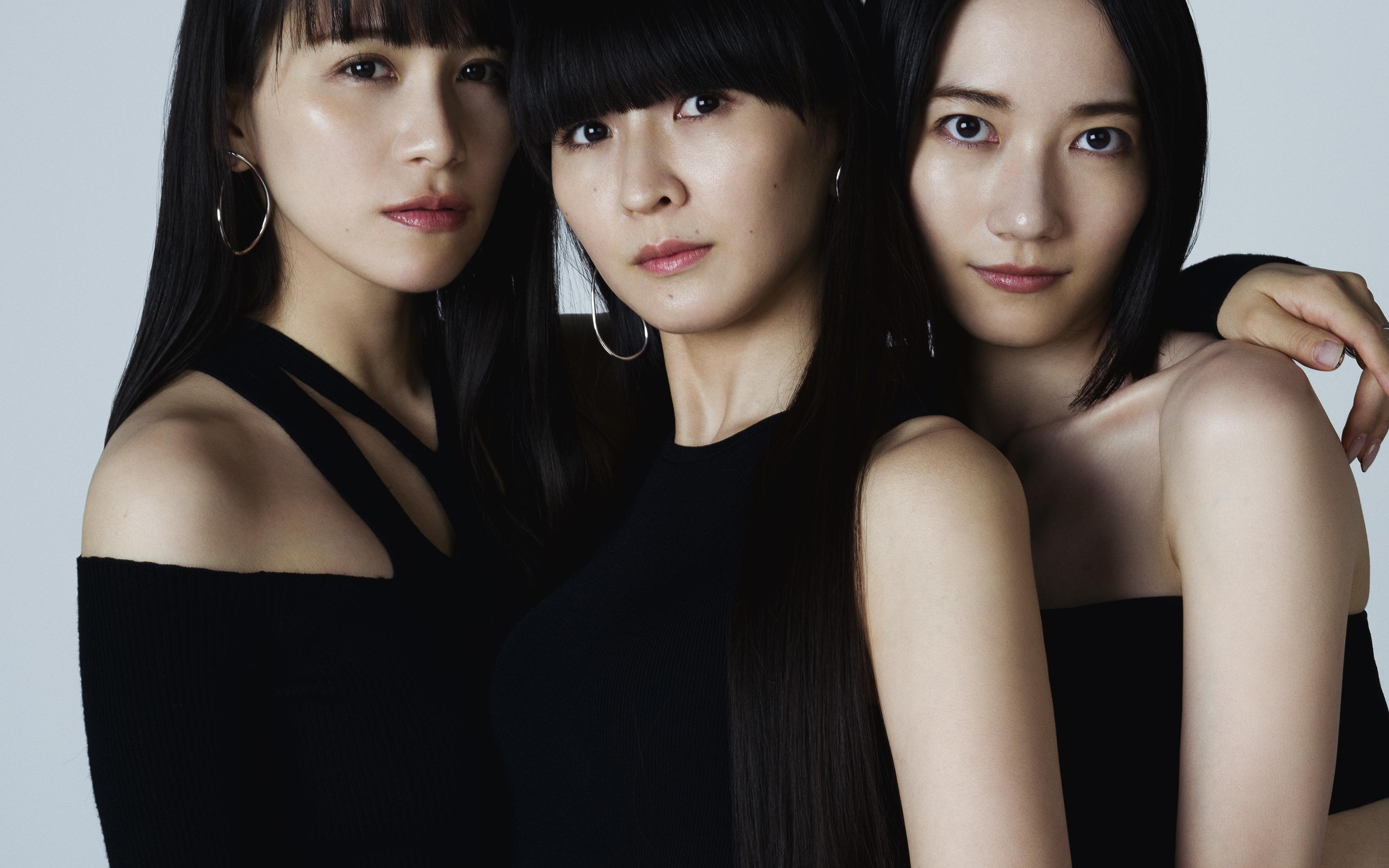 Perfume ニュービジュアル
