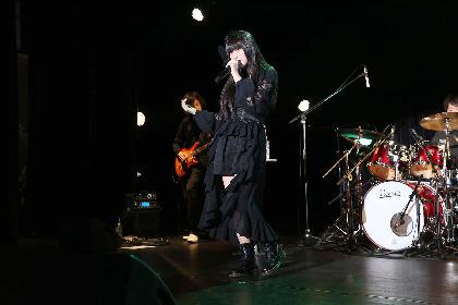 声優・村川梨衣がリリース記念ライブでアニメ『フレームアームズ・ガール』OP曲ほか新曲初披露