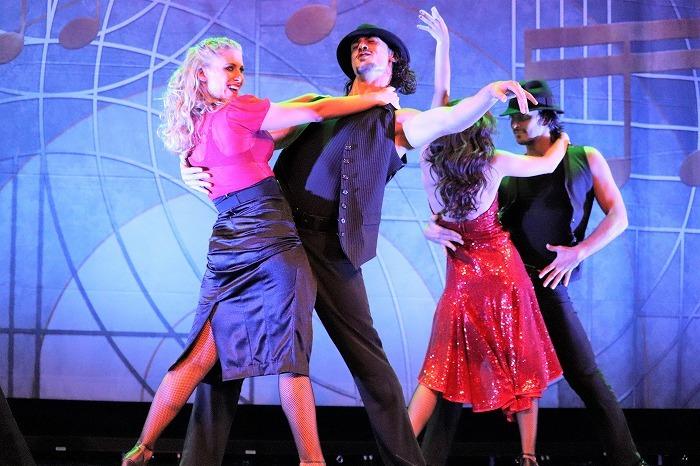 『バーン・ザ・フロア Joy of dancing』
