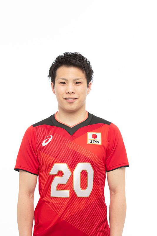 山本智大選手