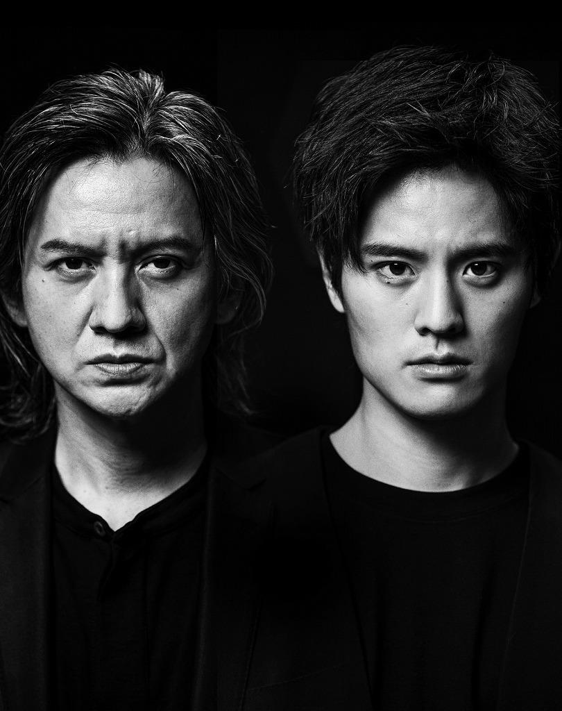 『Le Fils 息子』(左から)岡本健一、岡本圭人