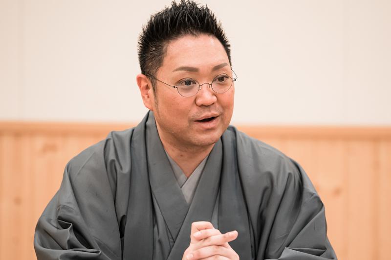 尾上松緑  撮影=塚田史香