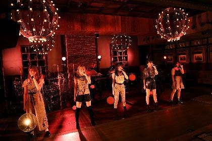Little Glee Monster、「同じ時間や同じ想いを共有してもらえたら」メンバーの熱い思いが形になった初のオンデマンドライブをレポート