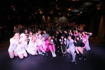 """女性アーティストによる女性のための""""少しいい香りのする""""新感覚音楽イベント『Girls Code』をレポート"""