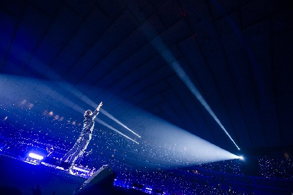 UVERworld 9年ぶり2度目の東京ドーム公演でファンに感謝「ここまでUVERworldと一緒にたどり着いてくれてありがとう」